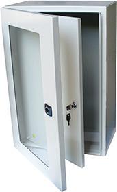 quadri e armadi metallici per comando impianti elettrici e