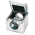 aspiratori centrifughi in linea