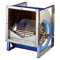 ventilatori centrifughi a trasmissione